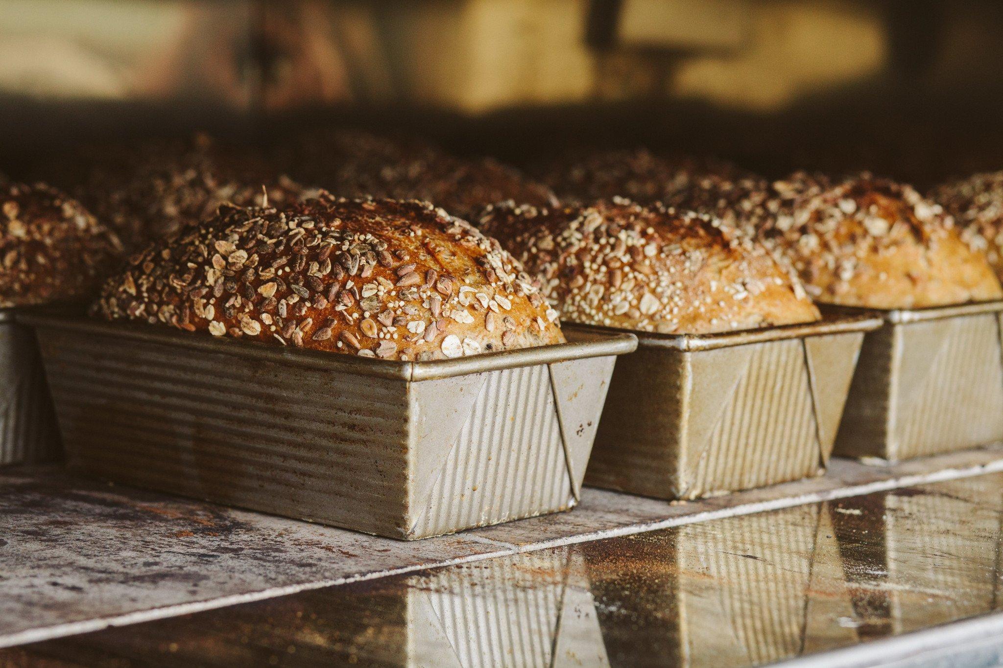 Stoneham Bakehouse bread 📷 @sarahlondonphotography