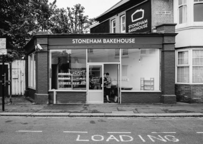 Stoneham Bakehouse Community Bakery, Hove, East Sussex.